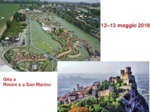 Gita a Rimini e San Marino