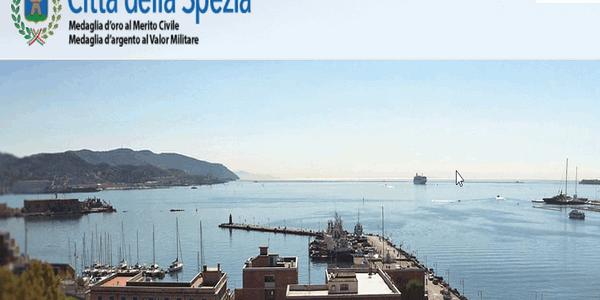 Immagine sito di LaSpezia